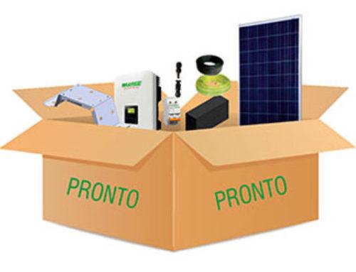 Pronto- Do It Yourself Solar Kit