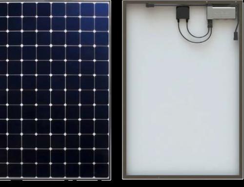 Solar AC Module